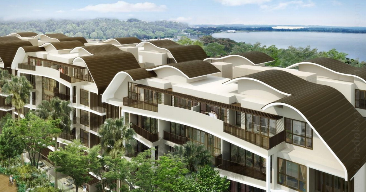 Archipelago Bedok :: New Bedok Reservoir Condo for Sale