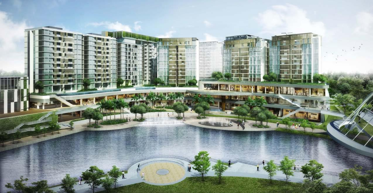 Watertown Condo Singapore @ Punggol Town Centre