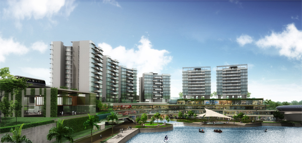Watertown Punggol :: New Singapore Condo Sale