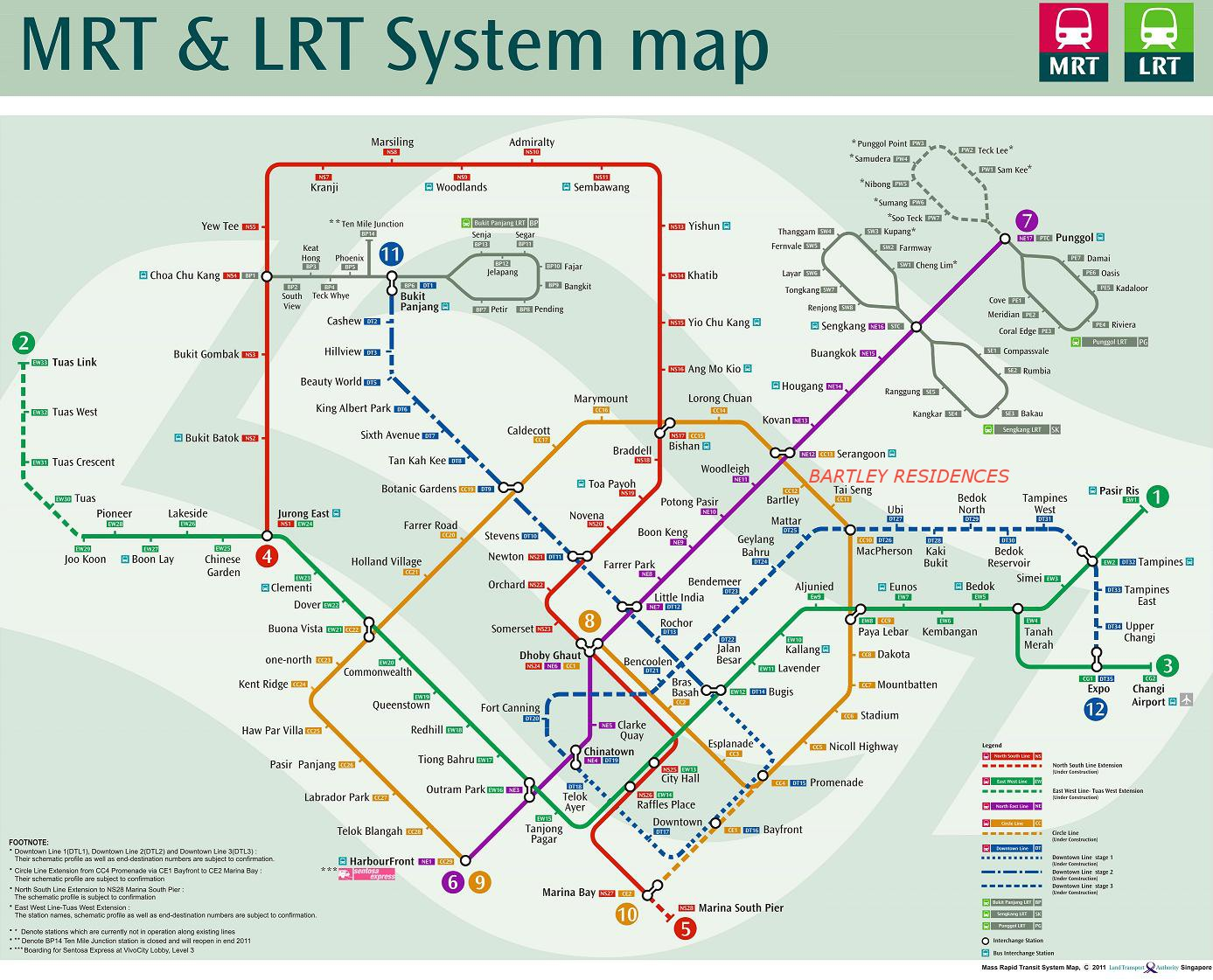 Bartley Residences :: MRT Circle Line