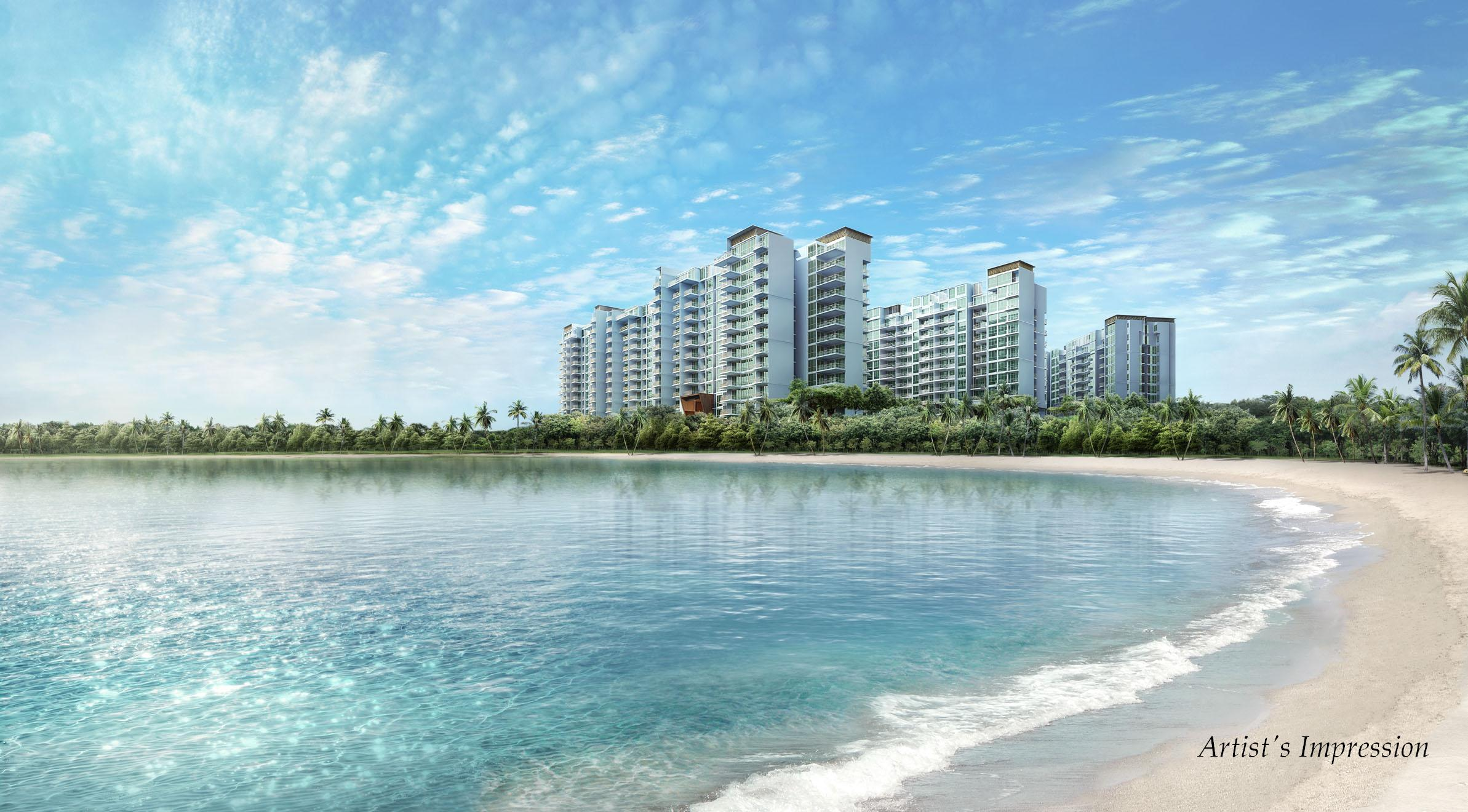 Ripple Bay Singapore Condominium for Sale