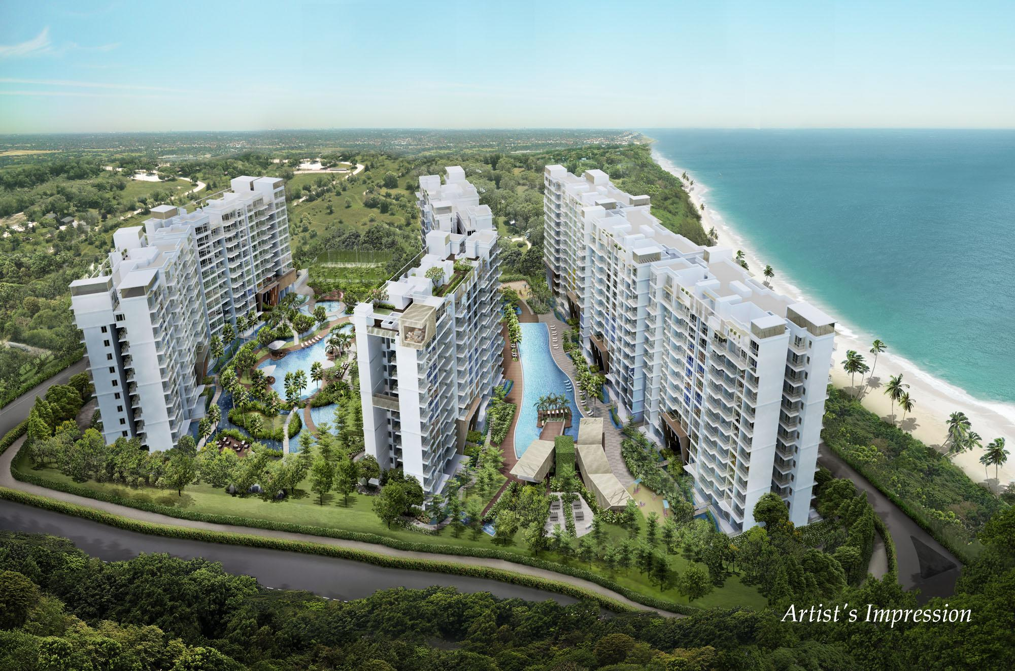Ripple Bay Condo :: New Singapore Condo Sale