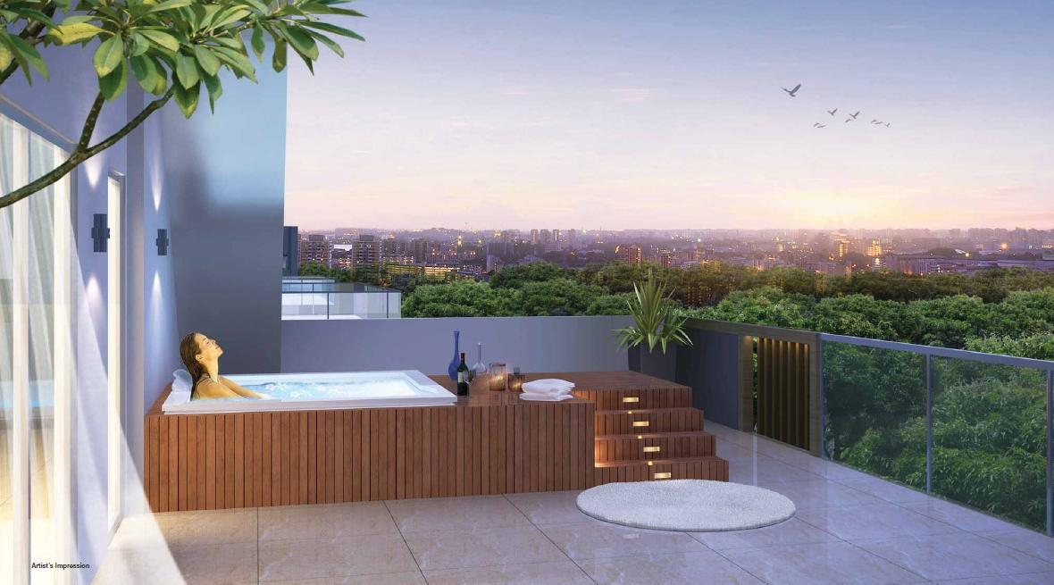 Parc Rosewood New Singapore Condo Penthouse Sale