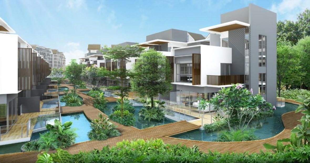 Archipelago Condo :: Houses