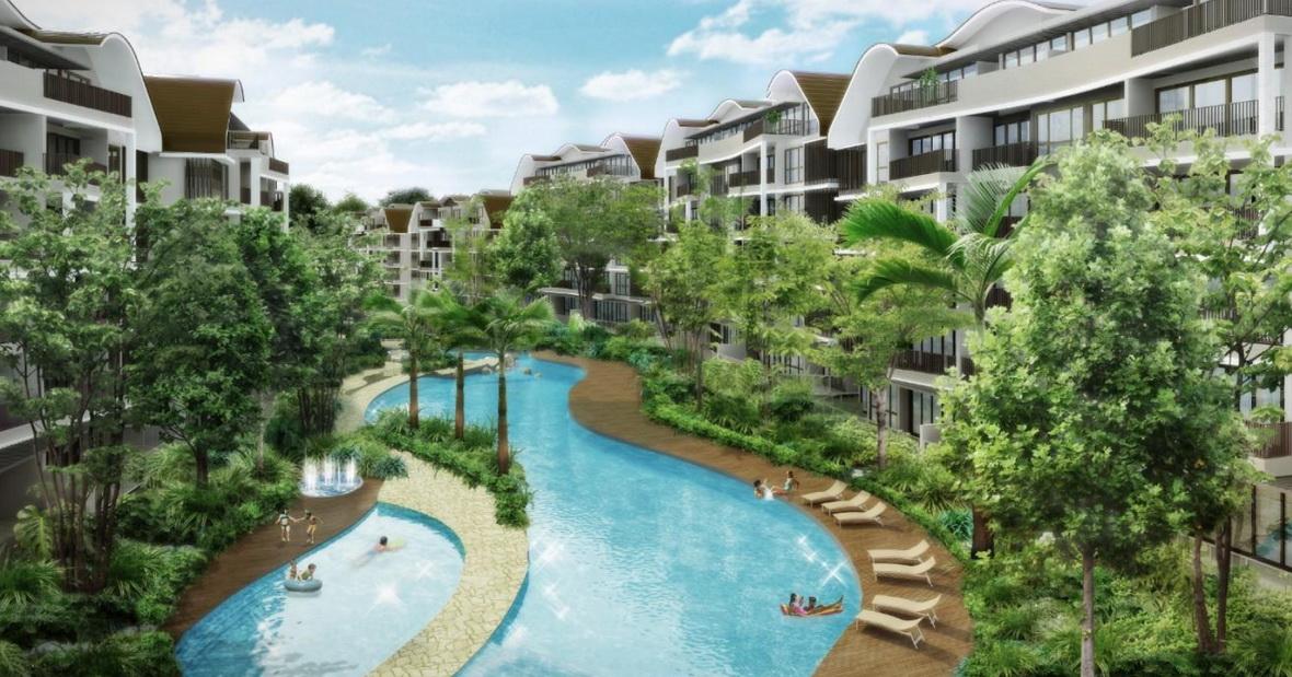 Archipelago Condo :: Resort Pool