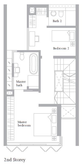 Cluster Housing Floor Plan